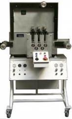 Plymate laminating and diecutting machine