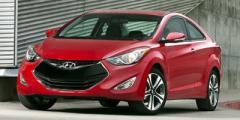 Hyundai Elantra Coupe 2dr Man GS