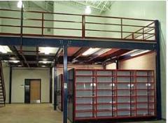 Steel Mezzanine System
