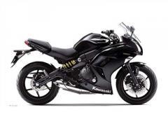 Sport Kawasaki Ninja Motorbike