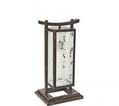 Japanese Garden Table Lamp