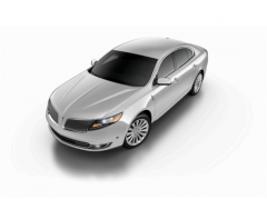 2013 Lincoln MKS 3.7L V6 - FWD Vehicle