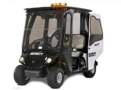Yamaha Personal Security Vehicle