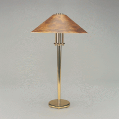 """D 351 """"Emerald"""" Collection Table Lamp"""