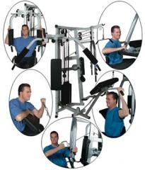 Circuit 7000 Workout Machine