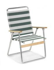 Telaweave High Back Folding Arm Chair