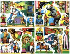 ScrapArt Circus images