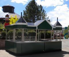 Elitch Gardens Kiosk