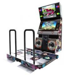 Dance Machines Dance Revolution X2 Arcade