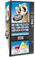 Ice Cream Vending Machines
