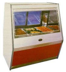 Electric Hot Food Display Cases MCH Series