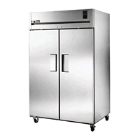 56 Cu. Ft. Deep Reach-In Solid Door Refrigerator