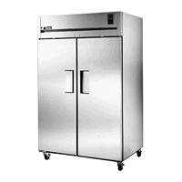 56 Cu. Ft. Deep Reach-In Solid Door Refrigerator