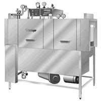 Single Tank Conveyor Dishwasher Insinger Admiral