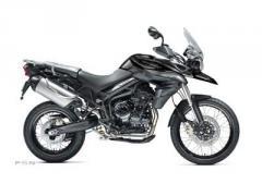 Triumph Tiger Motorbike