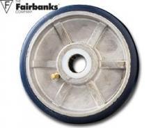 Polyurethane/Aluminum wheel