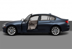 2012 BMW 328i Sedan Vehicle