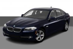 2012 BMW 528i Sedan Vehicle