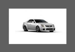 2013 Cadillac CTS-V Sedan Vehicle