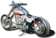 Marlboro Man Motorcycle