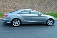 2013 Mercedes-Benz CLS550 Sedan Vehicle