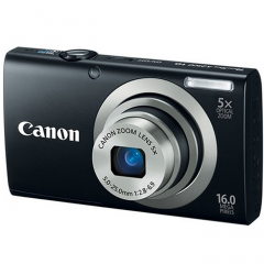 Canon PowerShot A2300 (Black) Camera