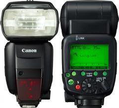 Speedlite 600EX-RT Flash
