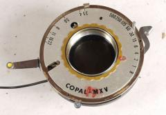 Copal shutter for Yashicamat camera