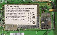 Motorola G18 GSM 900/1800/1900 Data Module with
