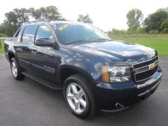 2012 Chevrolet Avalanche LT1 Truck Crew Cab
