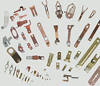 Custom metal stampings and metal forming services