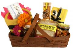 Couture Longaberger® Bee-tastic Basket