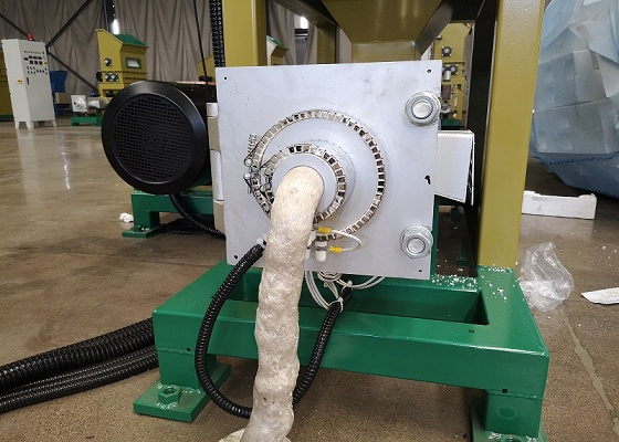 greenmax_mars_c100_eps_foam_melting_machine