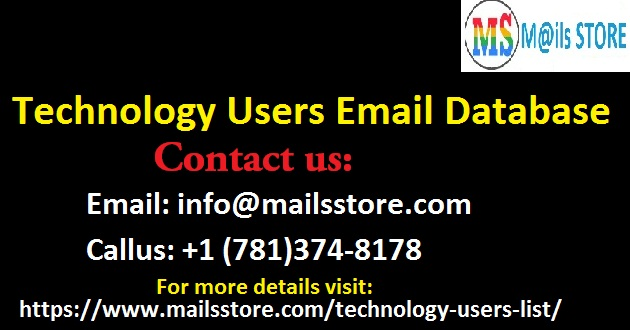 technology_users_email_list_technology_users