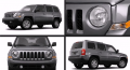 2012 Jeep Patriot Latitude SUV