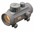 Bsa 30mm Red Dot Sight For Use With 3/8 To 5/8 Bases