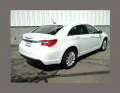 2012 Chrysler 200 Touring Vehicle