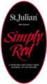 Simply Red Wine