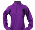 Ladies Color Block Pullover