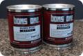 Duropoxi two-component, exterior grade, non-sag structural epoxy