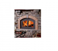 FPX Classic Arch Model 44 Elite Wood Burning Fireplaces