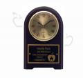 6B Queen Anne Cherry Arch Top Desk Clock