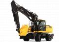 John Deere 220D W Excavator
