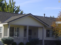 Presidential Country Gray Roofing