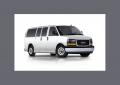 2012 GMC Savana Passenger RWD 3500 155