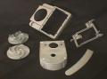 Rubber plaster castings