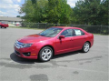 2012 Ford Fusion 4dr Sdn SE FWD Vehicle