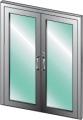 USAD 1000 - Forced Entry/Bullet/Blast Resistant Aluminum Door (Single or Double Door)