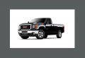 2012 GMC Sierra 2500HD Regular Cab Long Box 4-Wheel Drive Work Truck