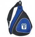 Nylon Combo Sling Backpack